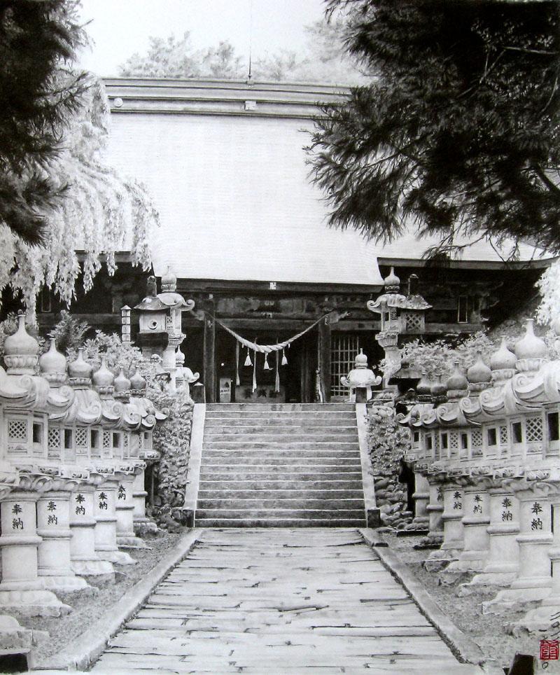 天台寺~岩手県浄法寺町~