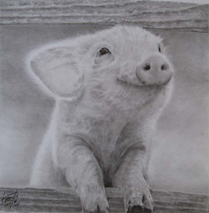 子豚のウィルバー