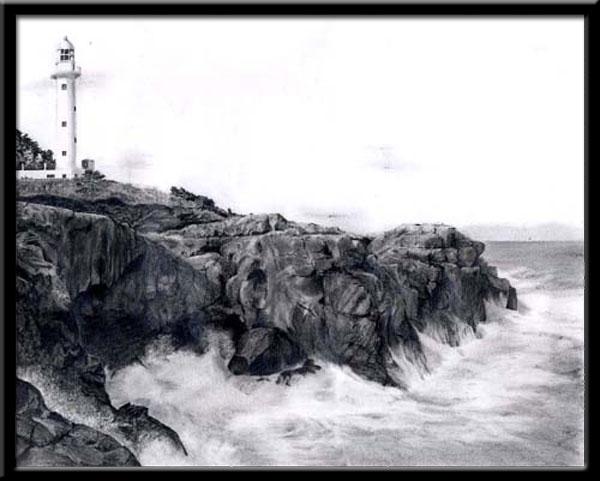 宮古 とどが崎灯台
