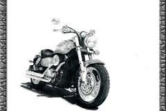 Kawasakiバルカン1500ミーンストリーク
