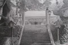 遠野市 八幡神社