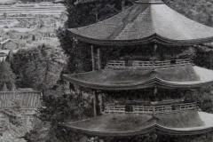 遠野市 福泉寺五重塔