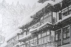 わたぼうしの宿  ~銀山温泉~